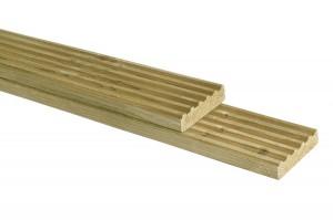 Houten balkonvloer zoekt u een houten balkonvloer