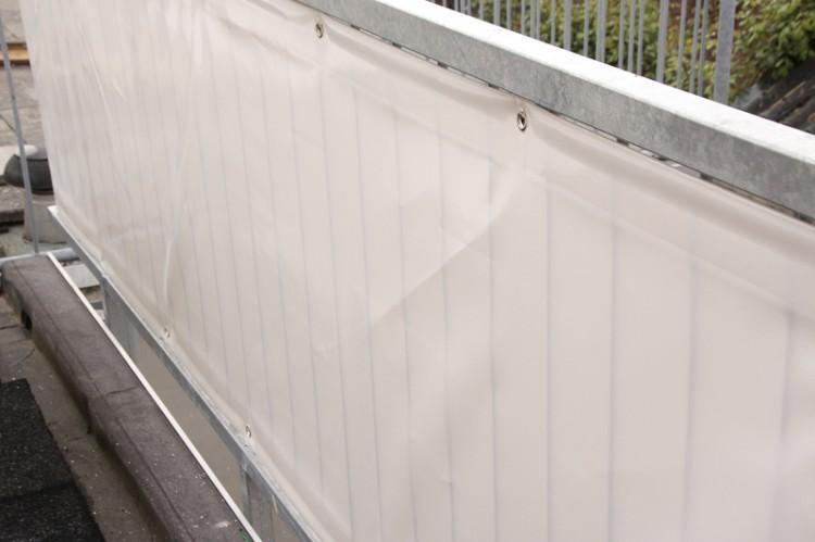 Zeil Voor Balkon : Balkondoek kopen zoek je balkondoeken op maat