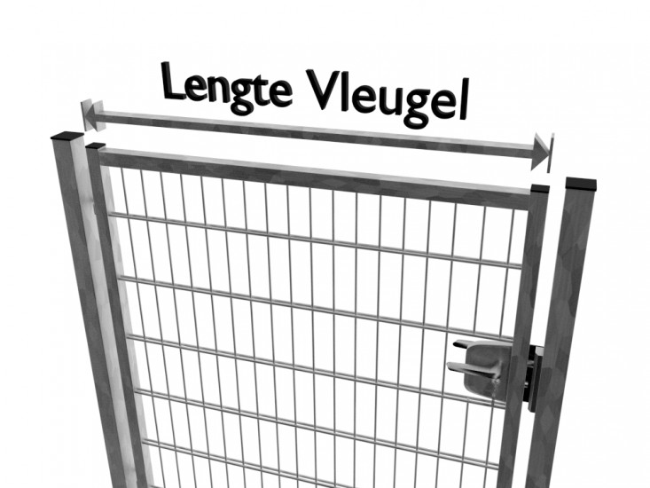 Wat is de lengte van een dsm poortvleugel - Amenager een stuk in de lengte ...